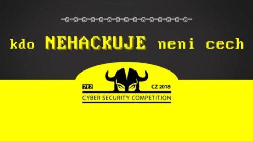 Středoškolská soutěž v kybernetické bezpečnosti – ročník 2018/19