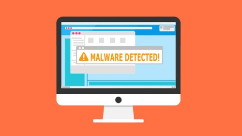 cyber security malware detected