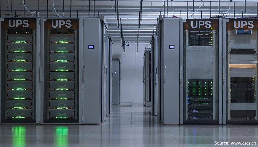 data centers CSCS