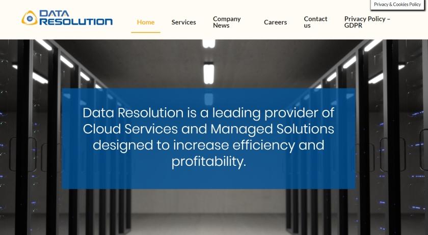 dataresolution.net