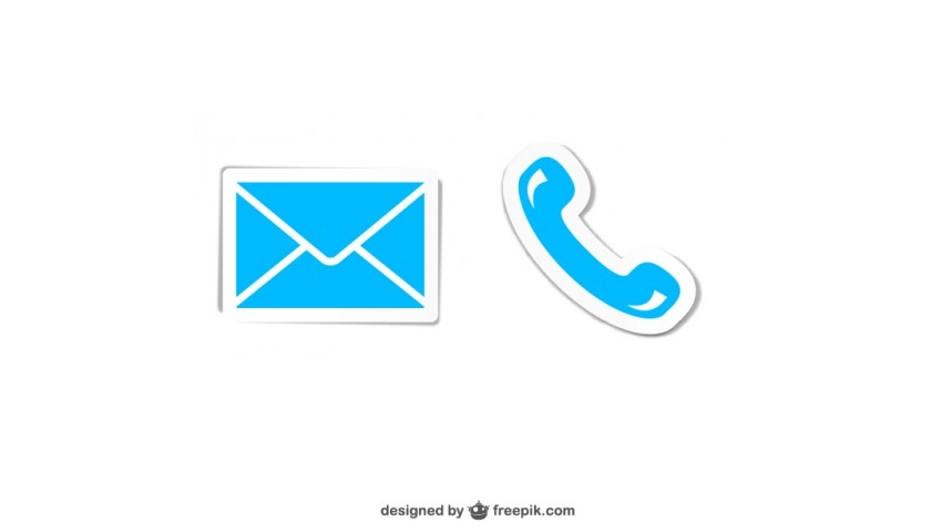 email phone