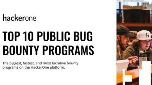 Verizon Media, PayPal a Twitter vedou bug-bounty žebříčky