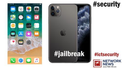Nový iOS Jailbreak funguje na modelech iPhone s iOS 11 až iOS 13.5