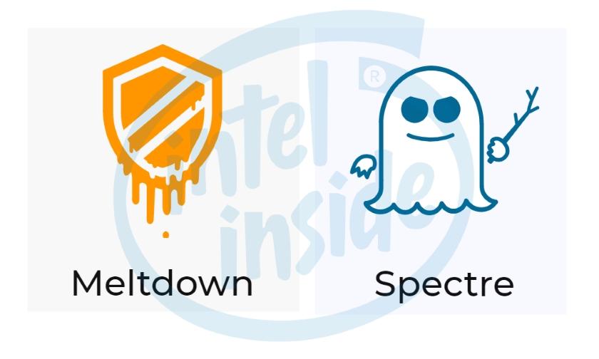 intel meldown spectre