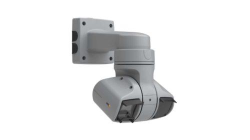 Otočná síťová kamera do náročných podmínek se speciálním IR přísvitem s dosahem 400 metrů