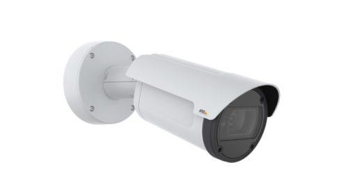 Citlivá kamera s rozlišením 4K a objektivem Canon