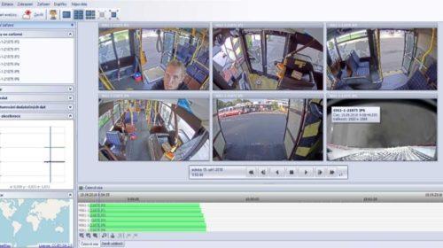 Průzkum: Kamery ve veřejné dopravě