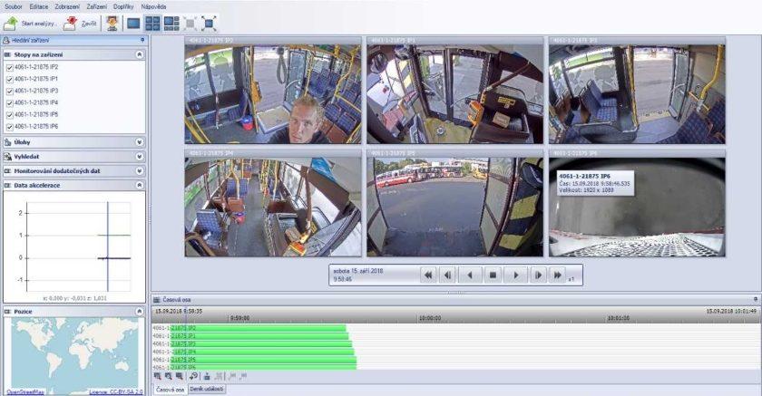 kamery v dopravě