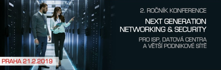 konference Next Generation Networking & Security