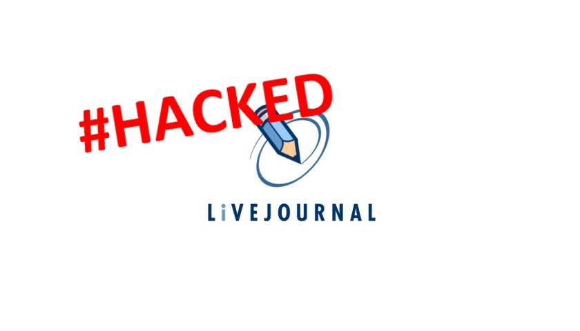 livejournal hacked