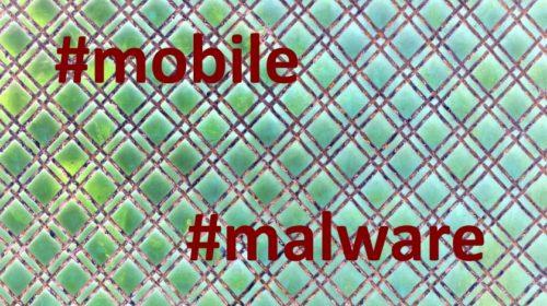 Množství mobilního malwaru se loni zdvojnásobilo