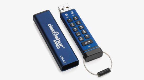 RECENZE datAshur Pro USB 3.0: Mějte s jistotou důležitá data stále při sobě