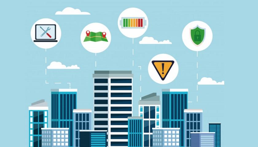 smart buildings security
