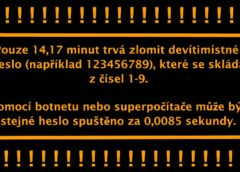 správce hesel ICT SECURITY