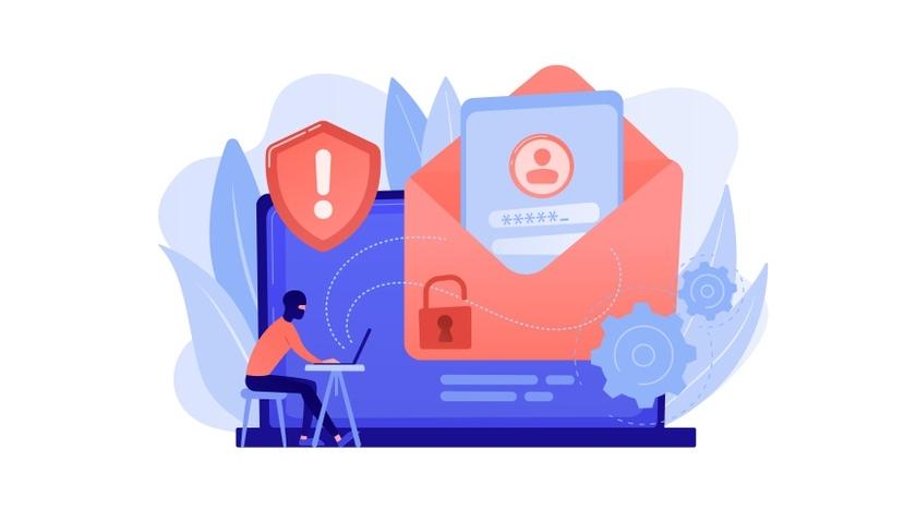 vakcínový phishing a podvodné domény