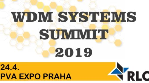 Program konference WDM Systems Summit 2019